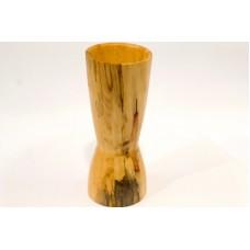 Váza ze špaltovaného dřeva