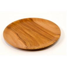 Větší talíř z olše