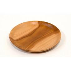 Střední talíř z olše