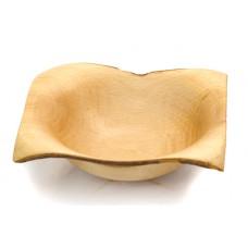 Elegantní miska se zahnutým okrajem