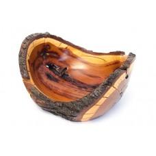 Děravá švestková větev - miska